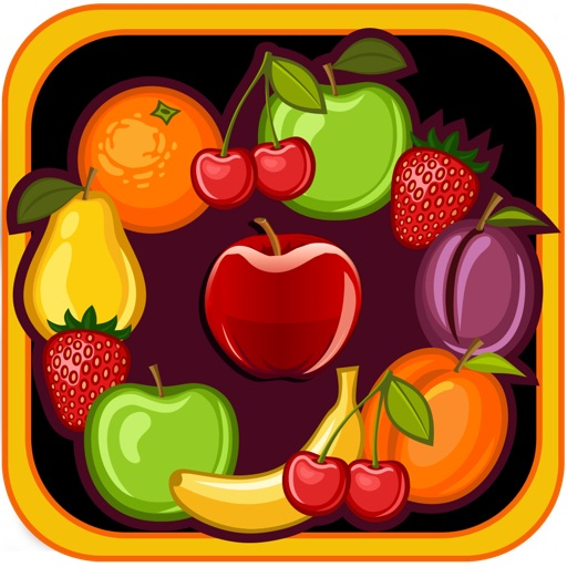 Fruit Rain - Flying Fruits From The Sky