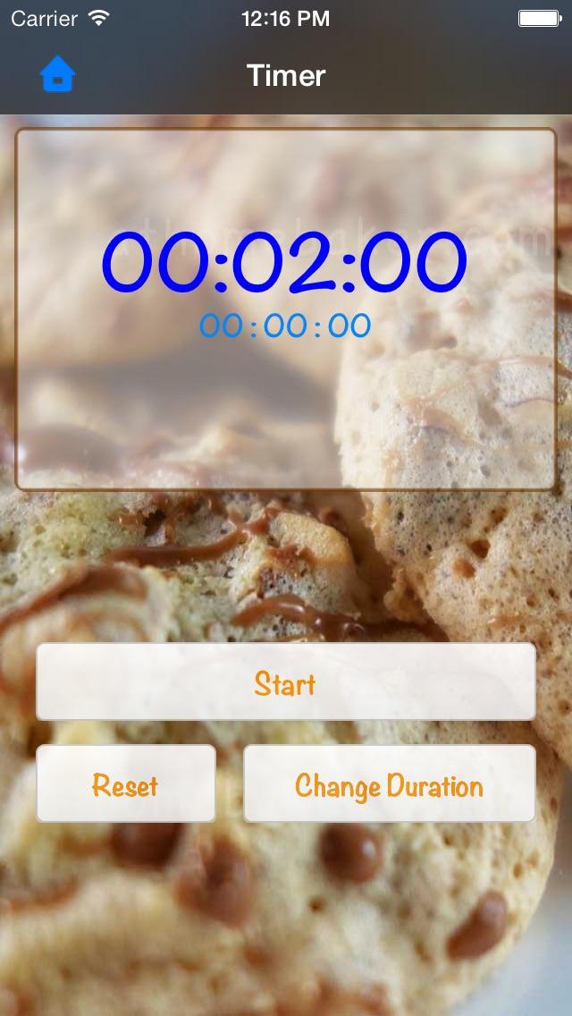 At Home Baker Screenshot