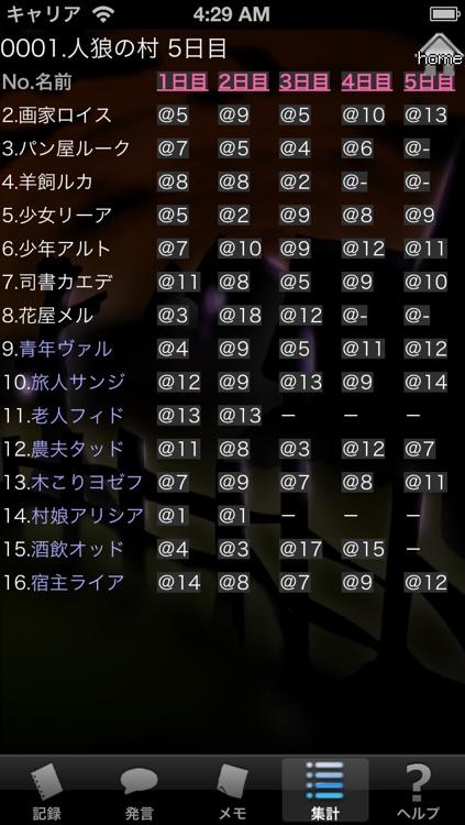 汝人狼也 screenshot-3
