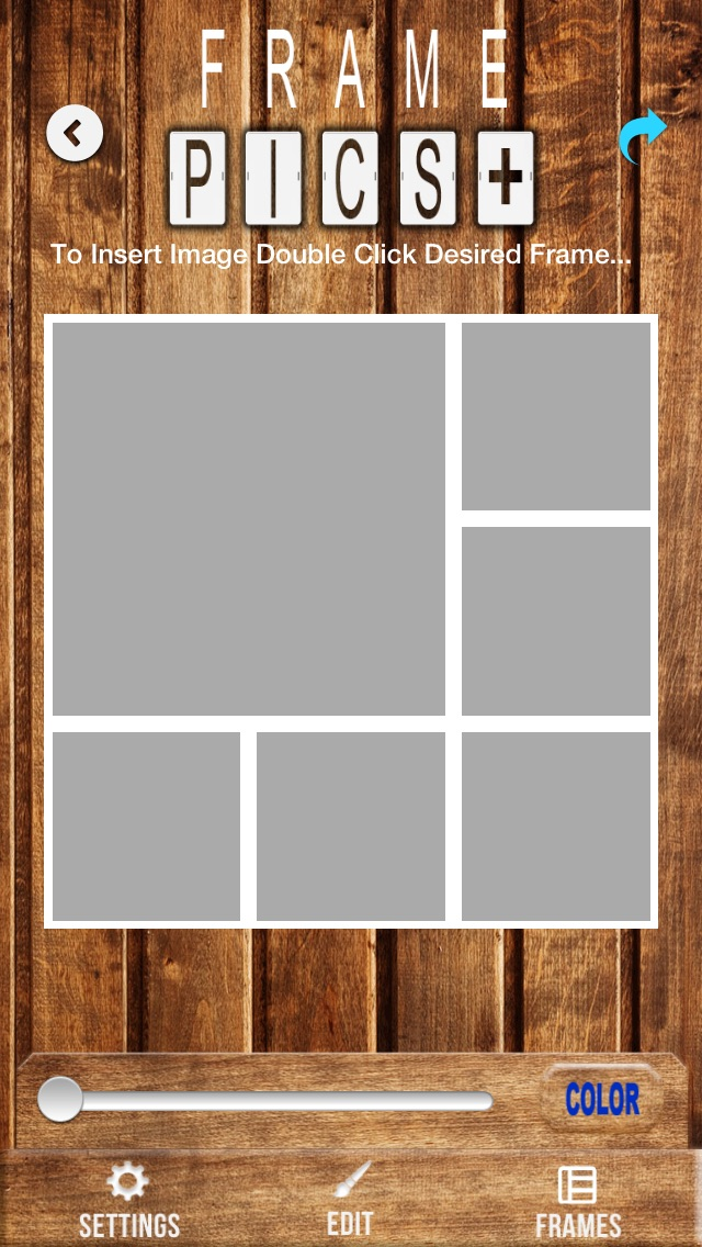 Frame Pics+ - Photo Grid Pic Collage Maker with Cool Picture Border ...