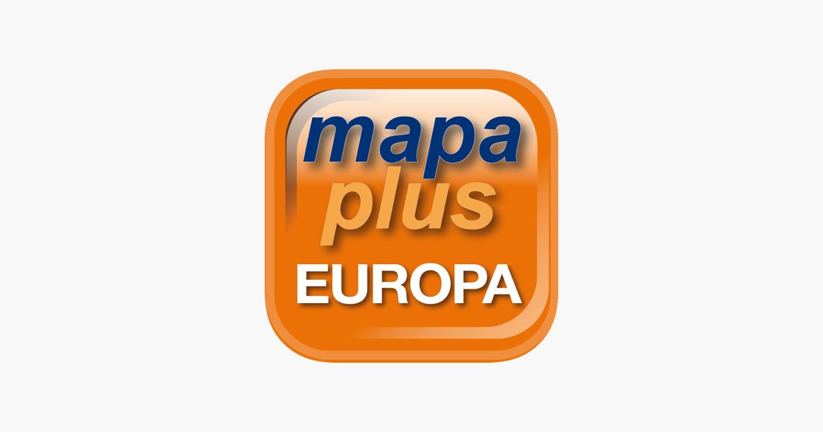 在app Store 上的 Europa Mapa Plus