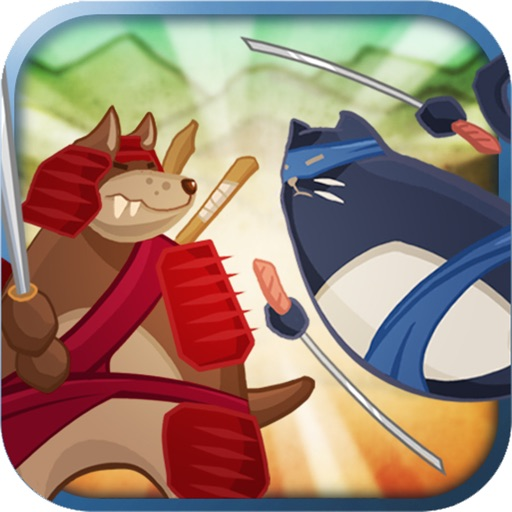 Ninja Cats vs. Samurai Dogs review