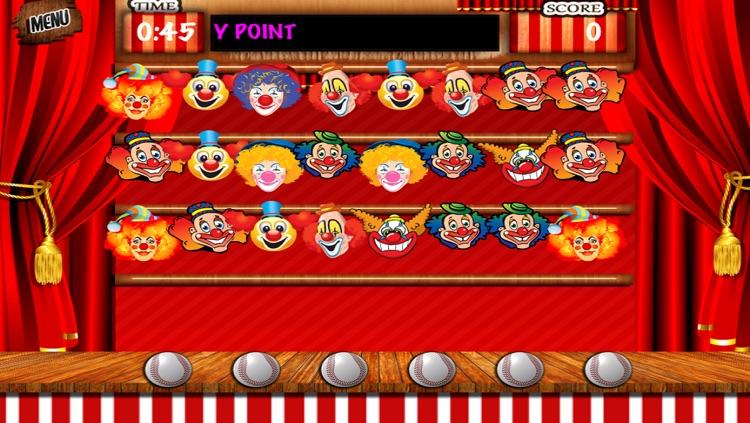 Carnival Games Baseball toss - Knock out Strike Zone Pitch screenshot-4