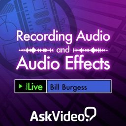 AV for Recording Effects and Audio in Live 9