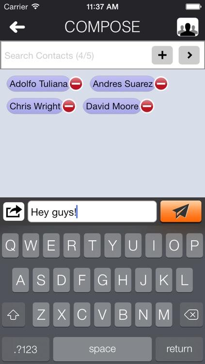 Sendboo screenshot-3