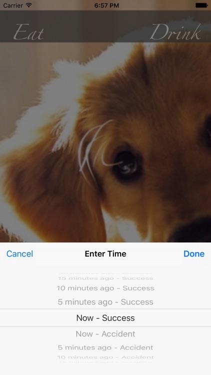 Puddle & Pile - Puppy Toilet Training screenshot-4