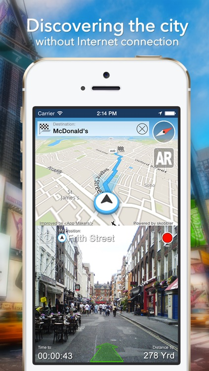 Bangkok Offline Map + City Guide Navigator, Attractions and Transports screenshot-0