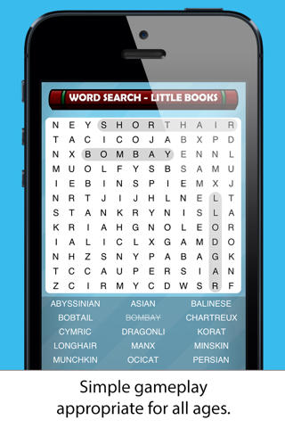 Word Search Little Books screenshot 3