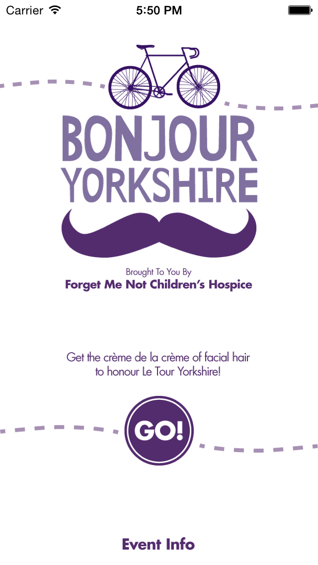 Bonjour Yorkshire App screenshot one