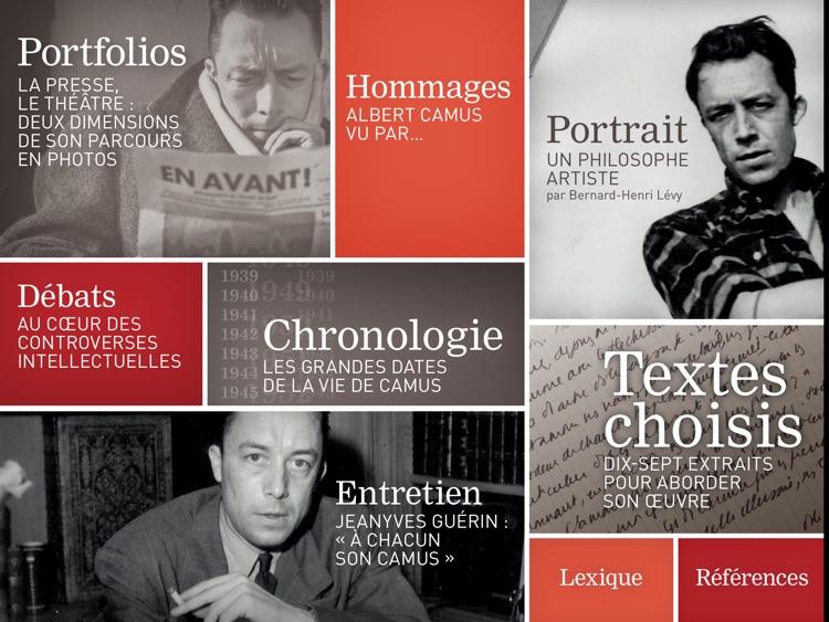 Camus, La révolte et la liberté