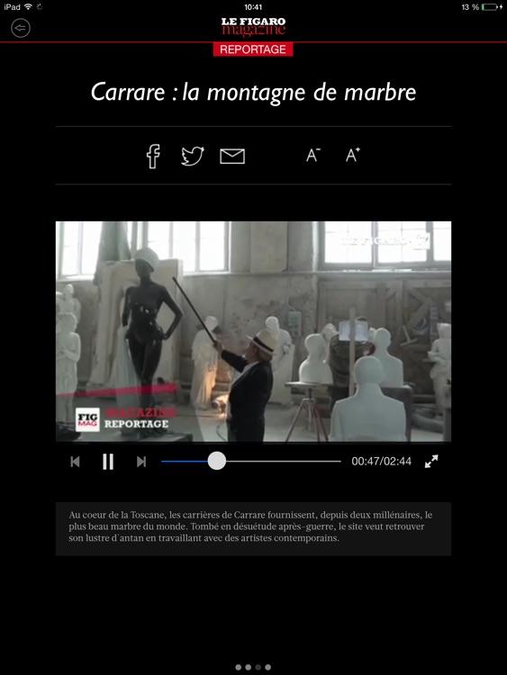 Le Figaro Magazine screenshot-4