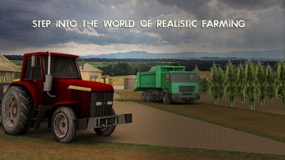 Country Farm Trucker Farming Game 2016