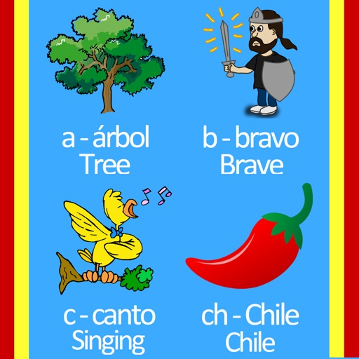 Learn Spanish Alphabets and Numbers