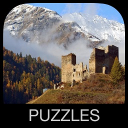 Landscapes - Jigsaw and Sliding Puzzles