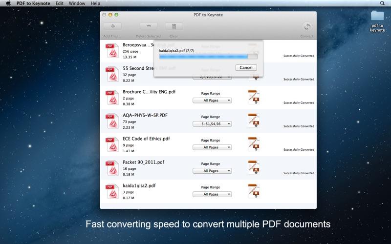 PDF to Keynote | App Price Drops