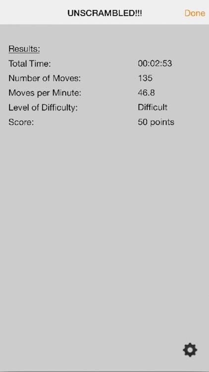 Unscrambled! Free screenshot-4