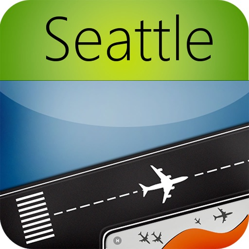 Seattle Airport –Flight Tracker Alaska (SEA)