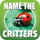 Nombre El Critter - Guess The Bug o Reptile icon