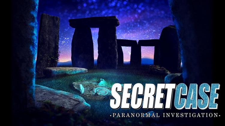 Secret Case - Paranormal Investigation - A Hidden Object Adventure (FULL) screenshot-0