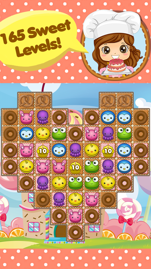 Cookie Crumble : Sweet Cupcakes and Animal Friends - Best
