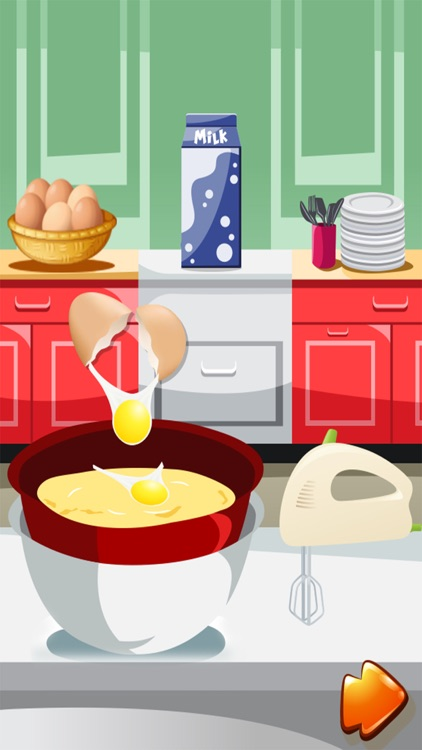 Spicy chicken wings maker – A fried chicken cooking & junk food cafeteria game screenshot-3