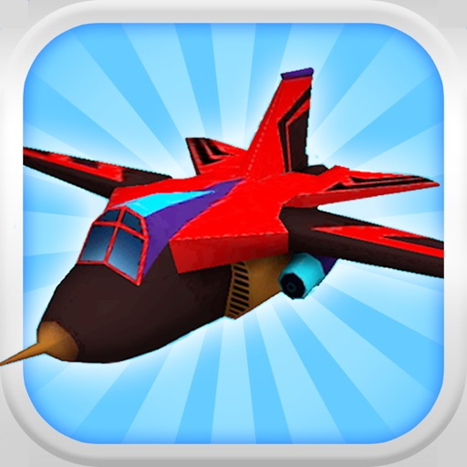 A Jet Fighter Pilot: 3D Airplane Flight Simulator - FREE Edition
