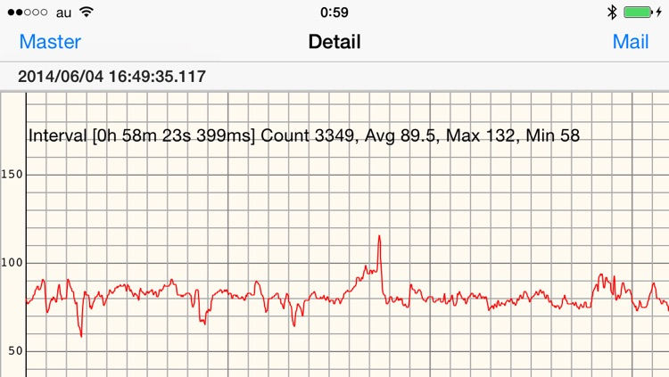 HeartRateRecorder screenshot-3