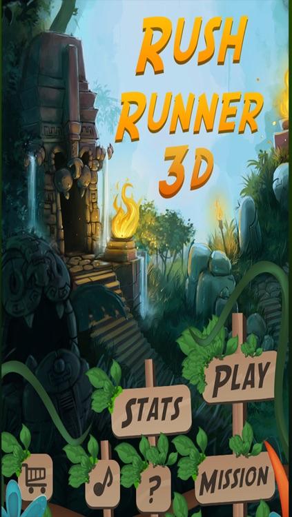 Rush Runner 3D Free