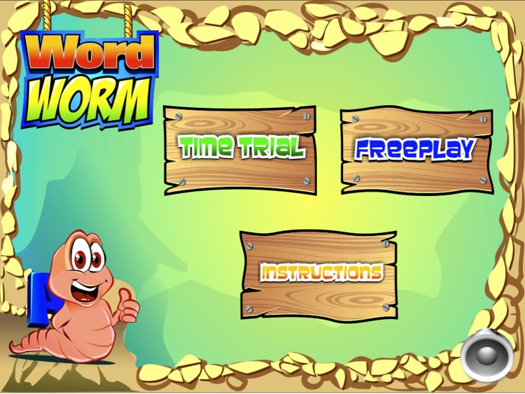 Word Worm for iPad