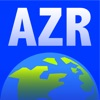 Cote d'Azur Offline Karte