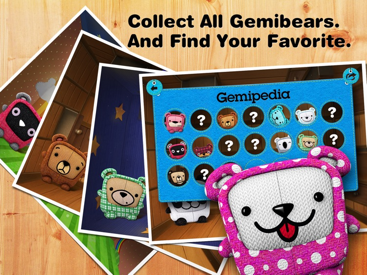 Gemibears HD screenshot-3