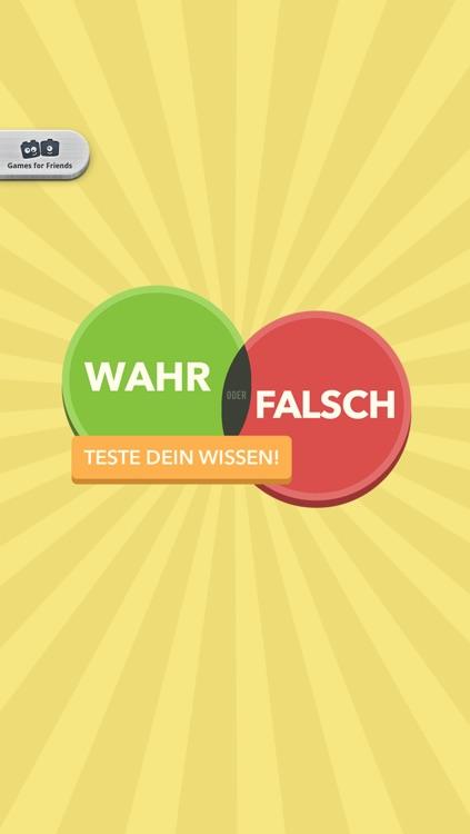 Wahr oder Falsch - Das Spiel screenshot-4