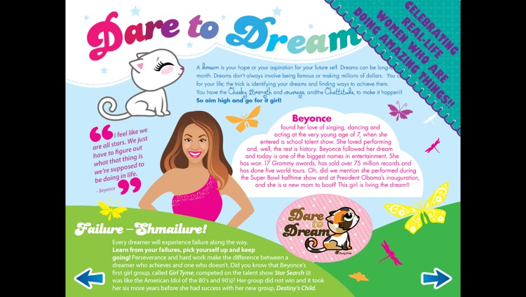 Cheeky Chats Book of Empowering Wisdom for Girls of All Ages screenshot-4