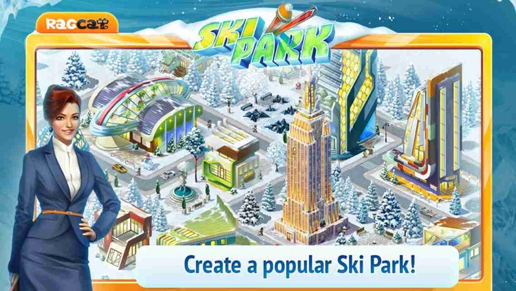 Ski Park: Build Resort and Find Objects!