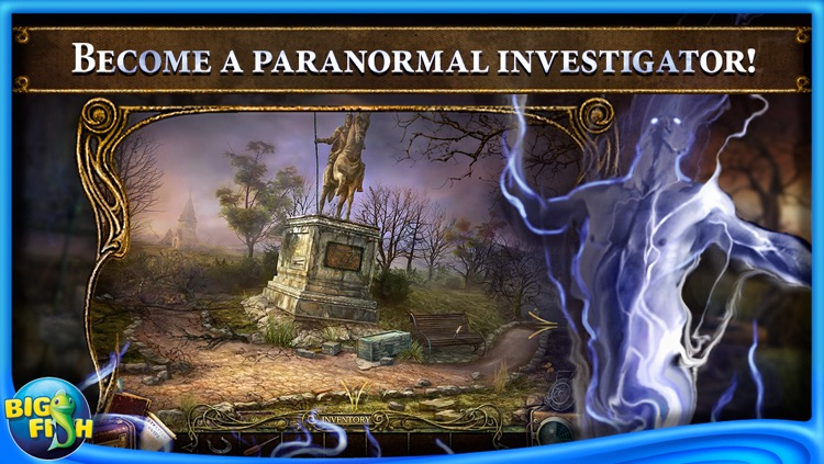 The Agency of Anomalies: Mystic Hospital - A Hidden Object Adventure