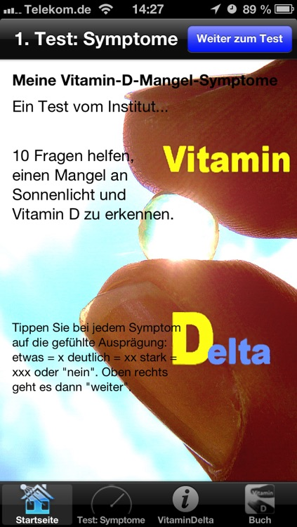 Vitamin d mangel erkennen