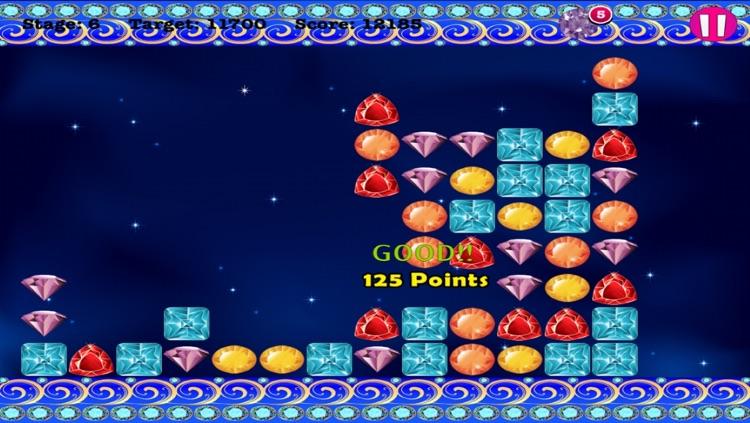 Jewel Crush - Match 3 Mania Blitz screenshot-4