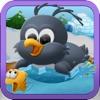 極地の氷ペンギンレーシングレイジ - 無料·フライング·バーズ釣りアドベンチャーゲーム - iPhoneアプリ