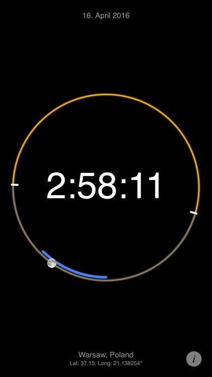 Sun Clock App screenshot-3
