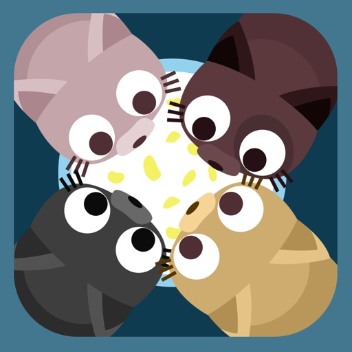 Don't feed the cats iOS App