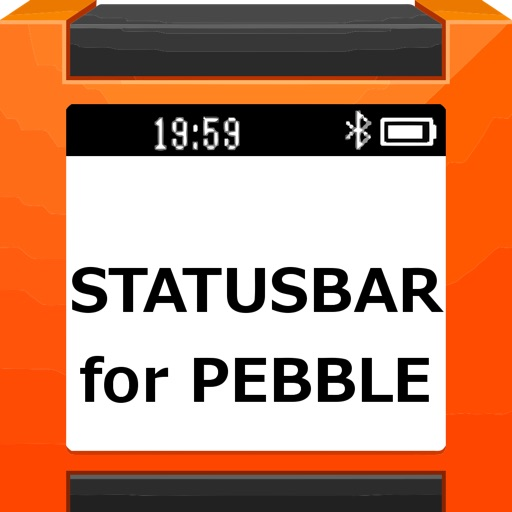 Statusbar for Pebble
