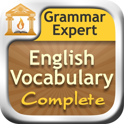 Grammar Expert : English Vocabulary Complete FREE