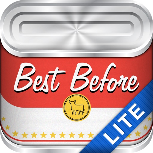 Best Before* Lite iOS App