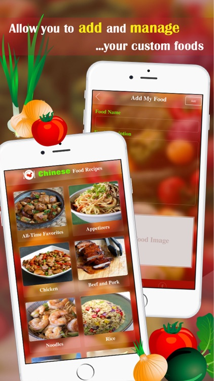 Chinese Food Recipes+ screenshot-4