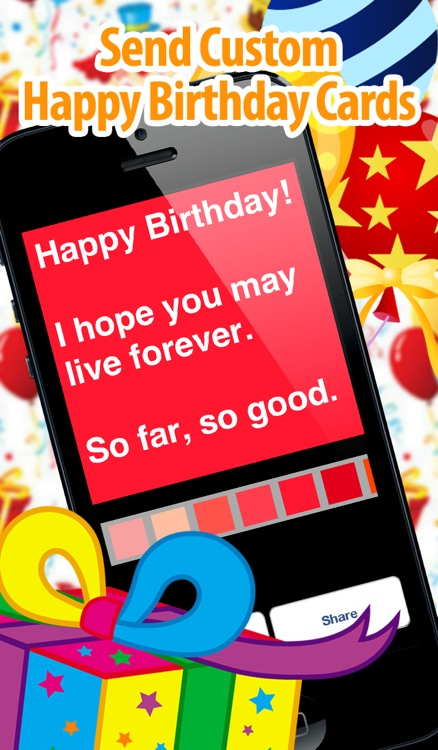 Happy Birthday Wishes Cardgram Post Text or Quotes