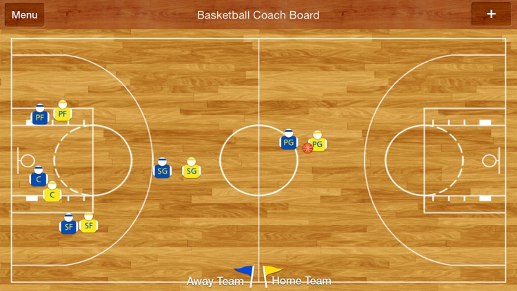 Basketball Coach Board screenshot-4