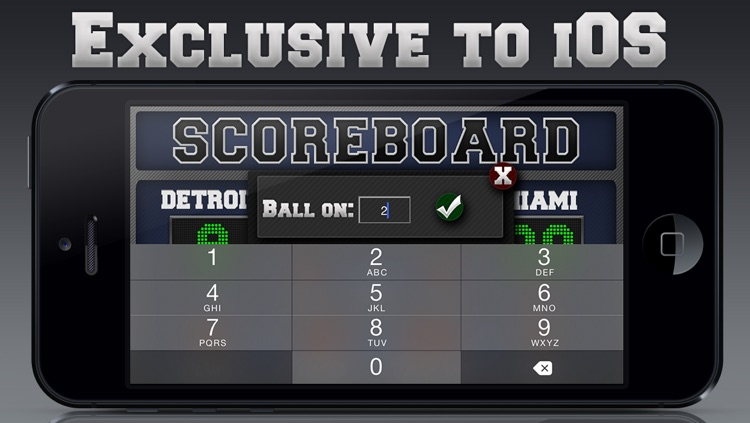 Football Scoreboard screenshot-4