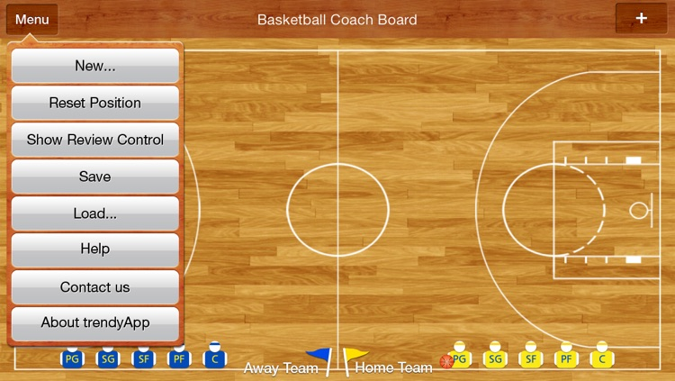 Basketball Coach Board screenshot-3
