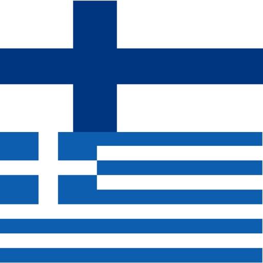 Finnish - Greek - Finnish dictionary
