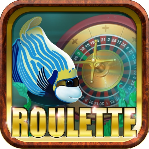 Roulette of Tropical Fish Casino 777 (Win Big)